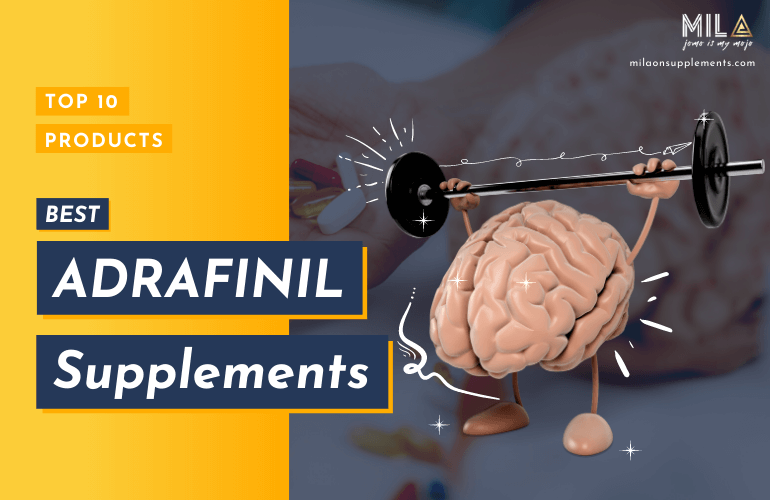 Best Adrafinil Supplements
