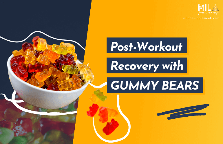 Eating Gummy Bears Post-Workout for Better Recovery