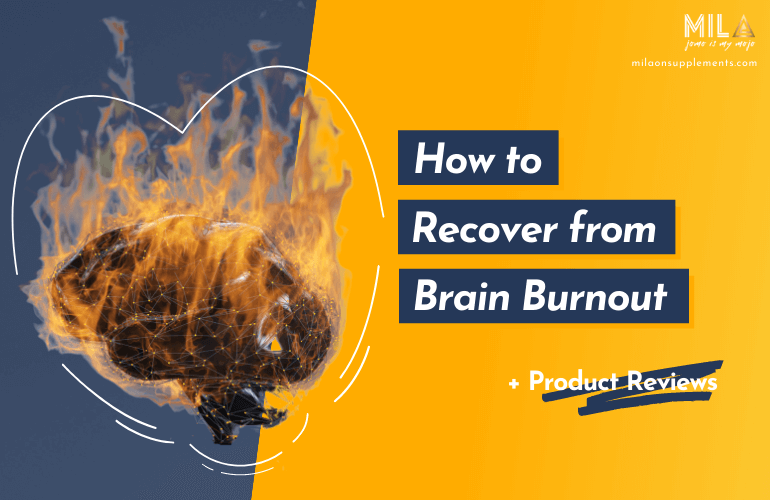 How to Recover from Brain Burnout with Bacopa, ALCAR, Choline Stack