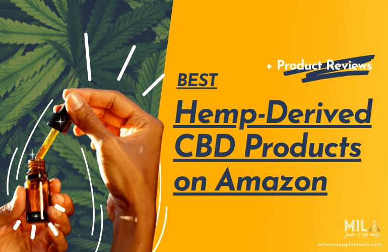 Best CBD Capsules Amazon
