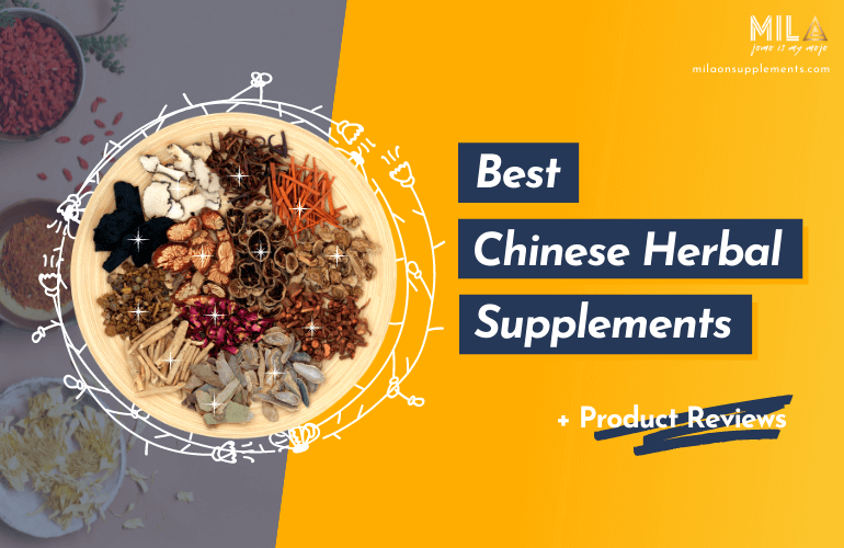 Best Chinese Herbal Supplements