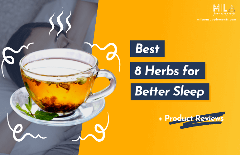 Best Herbs for Sleep