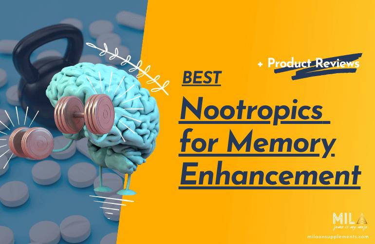 Best Nootropics For Memory Enhancement