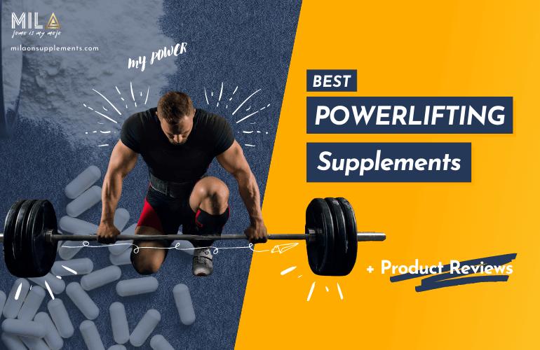 Best Powerlifting Supplements