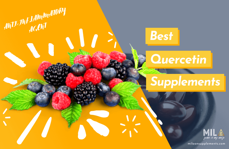 Best Quercetin Supplements