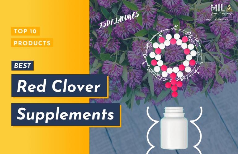 Best Red Clover Supplements