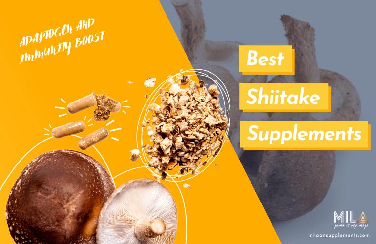 Best Shiitake Supplements