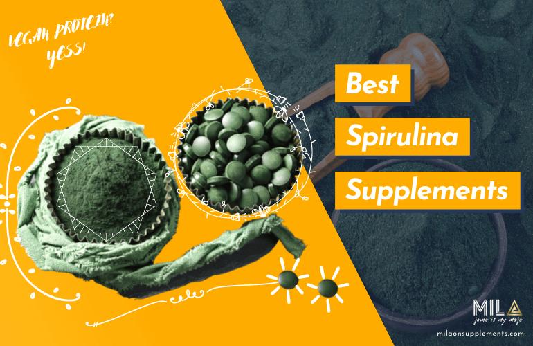 Best Spirulina Supplements
