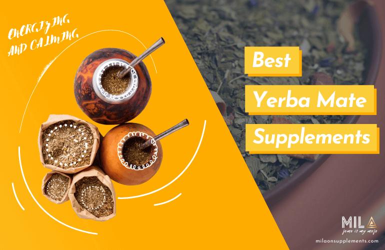 Best Yerba Mate Supplements