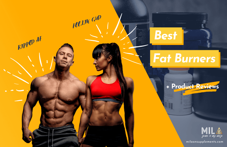 10 of the Best Fat Burners Reviewed