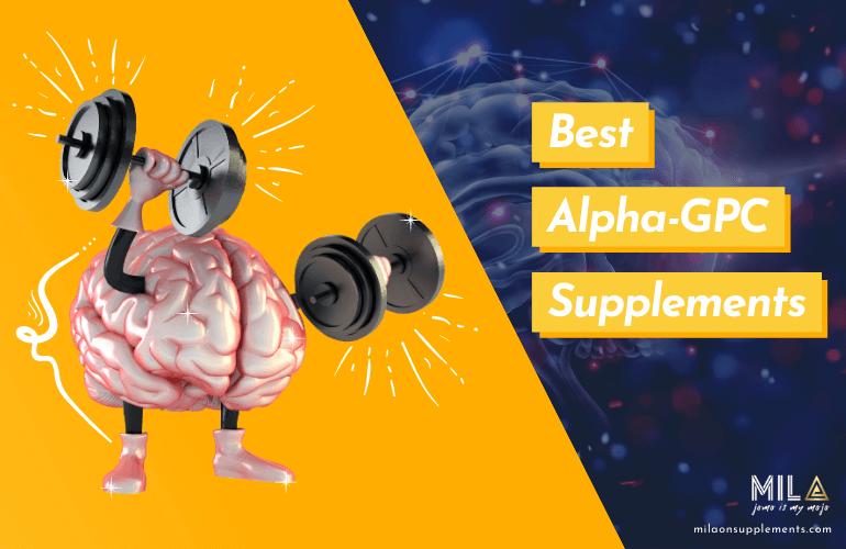 Best Alpha GPC Supplements