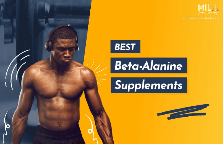 Best Beta Alanine Supplements