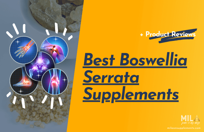 Best Boswellia Setrrata Supplements
