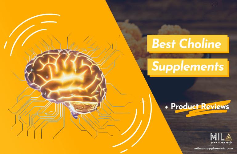 Best Choline Supplements