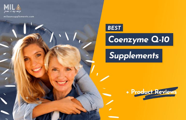 Best Coenzyme Q10 Supplements