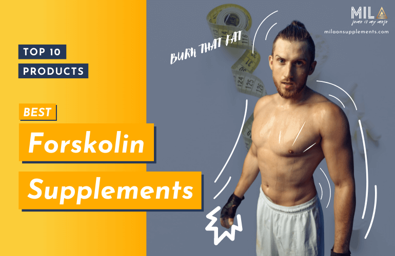 Best Forskolin Supplements