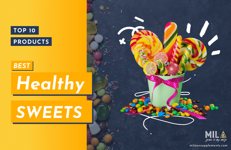 Best Healthy Sweet Snacks to Eat on a Diet