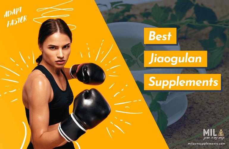 Best Jiaogulan Supplements