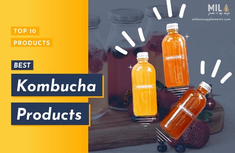 Best Kombucha Products