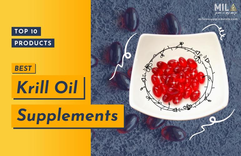 Best Krill Oil Supplements