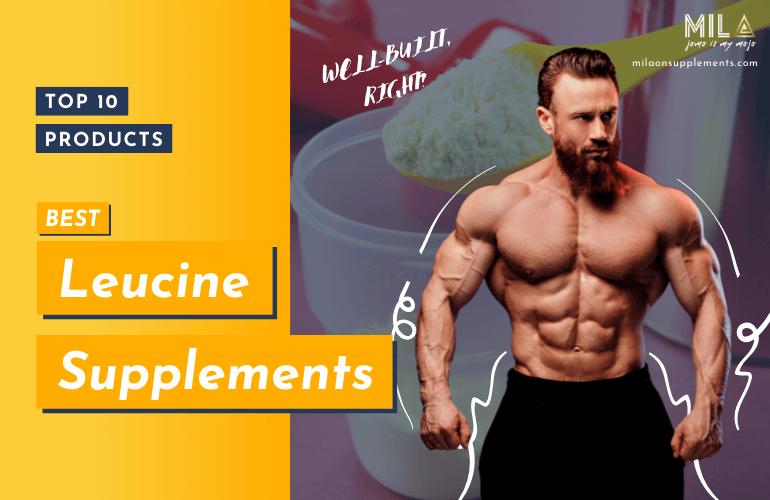 Best Leucine Supplements