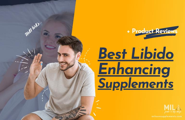Best Libido Enhancing Supplements