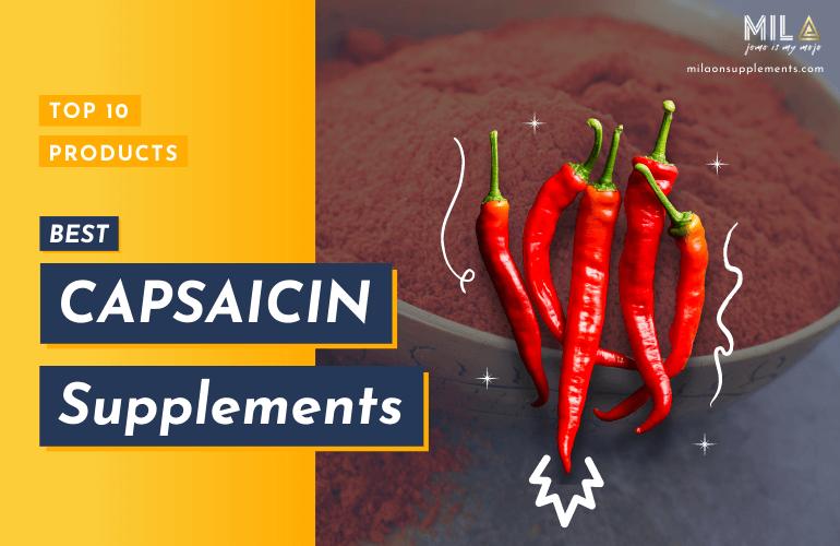 Best capsaicin supplements