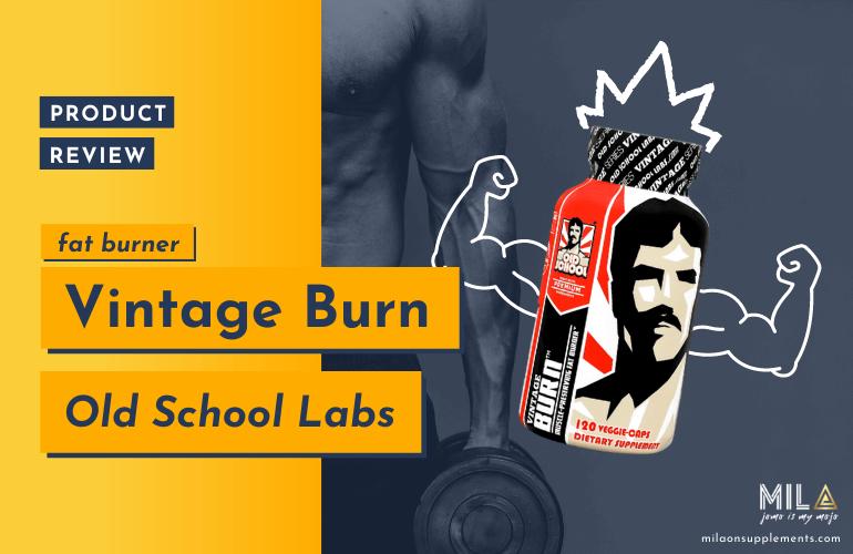 Vintage Burn Fat Burner Review