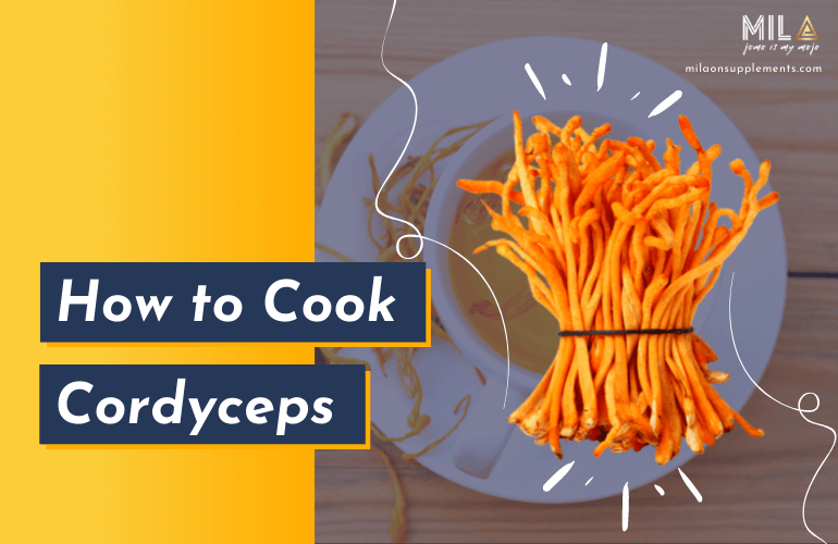 How to Cook Cordyceps