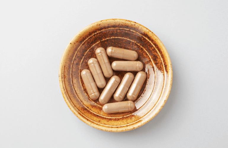 Reishi Supplements